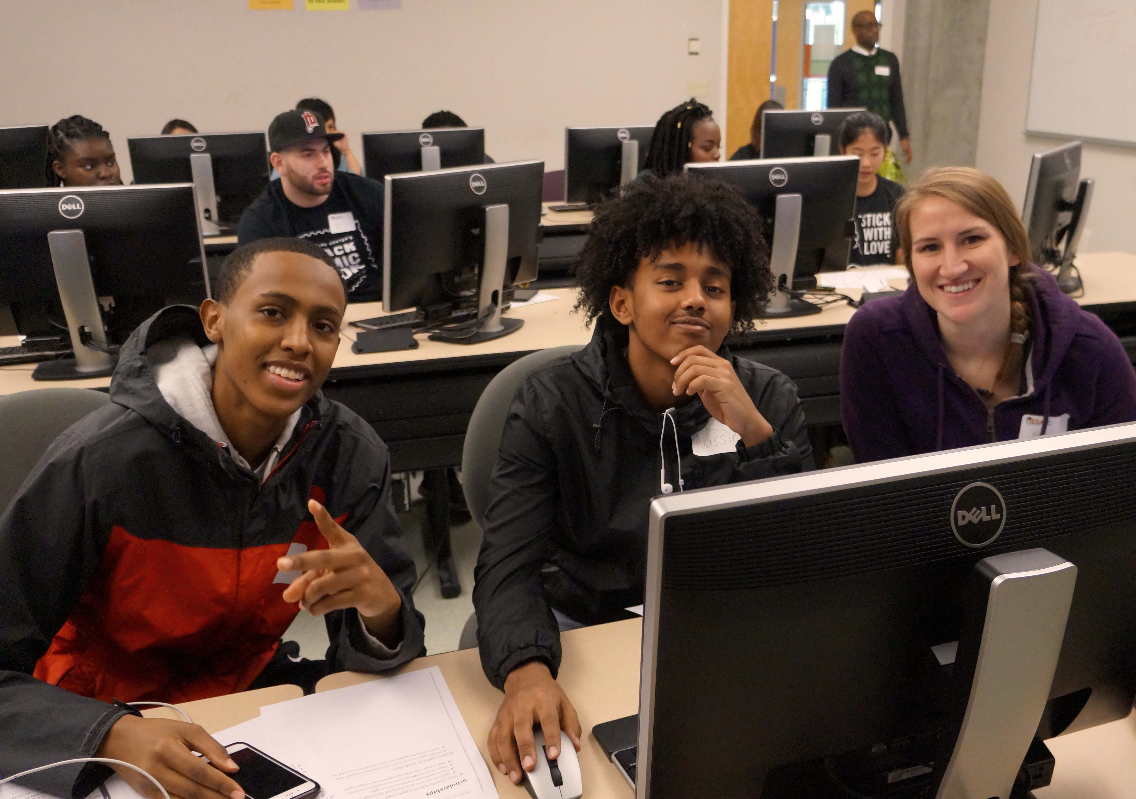 MLK Scholarship Day: Dreaming in Action!
